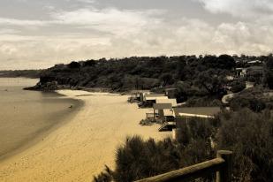 Mothers Beach, Mornington, Victoria