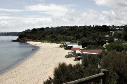Mothers Beach, Mornington, Victoria